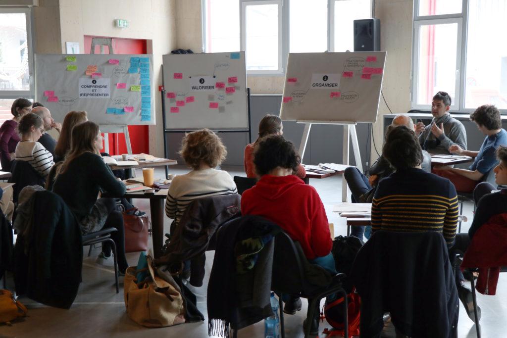 Retour sur notre participation à l'Académie de l'urbanisme culturel