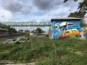 Immersion sur les bords du canal Saint Denis